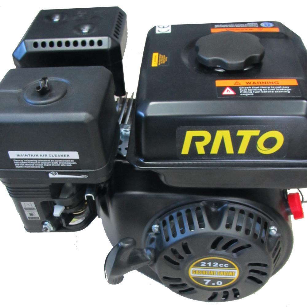 Двигатель с горизонтальным расположением вала Rato R210