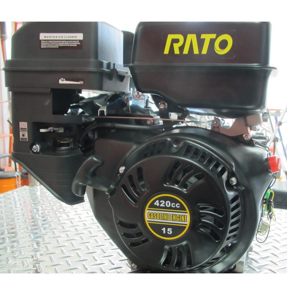 Двигатель с горизонтальным расположением вала Rato R420R