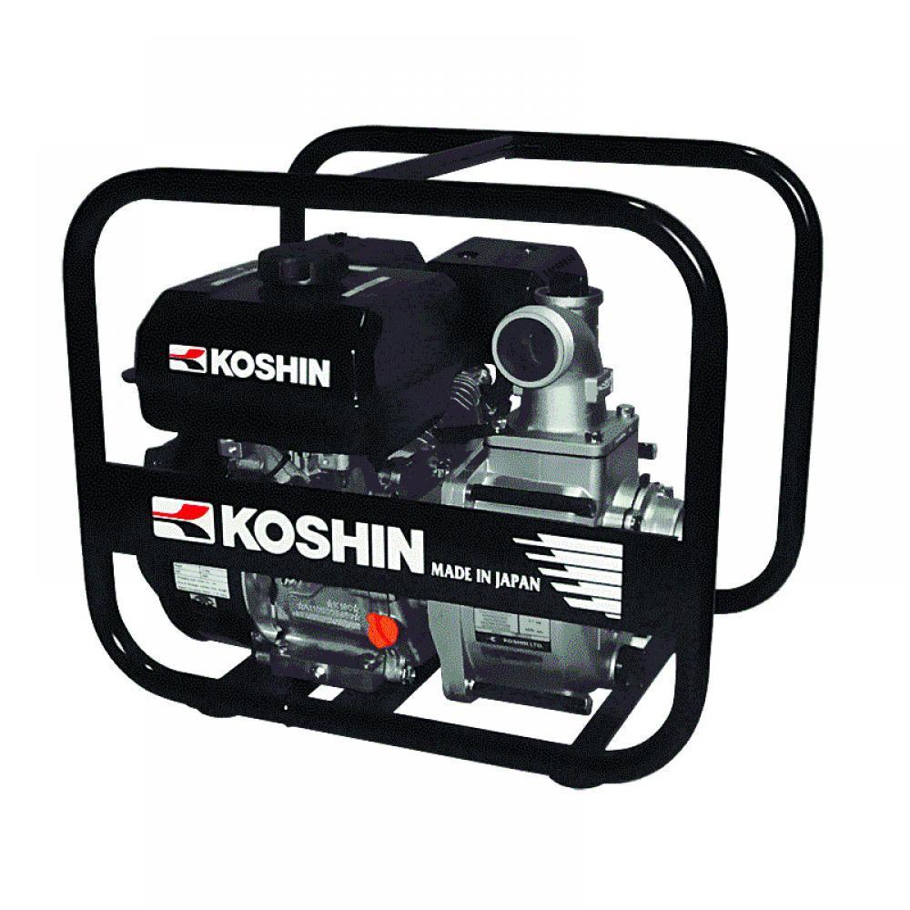 Мотопомпа для полугрязной воды Koshin STV-50X