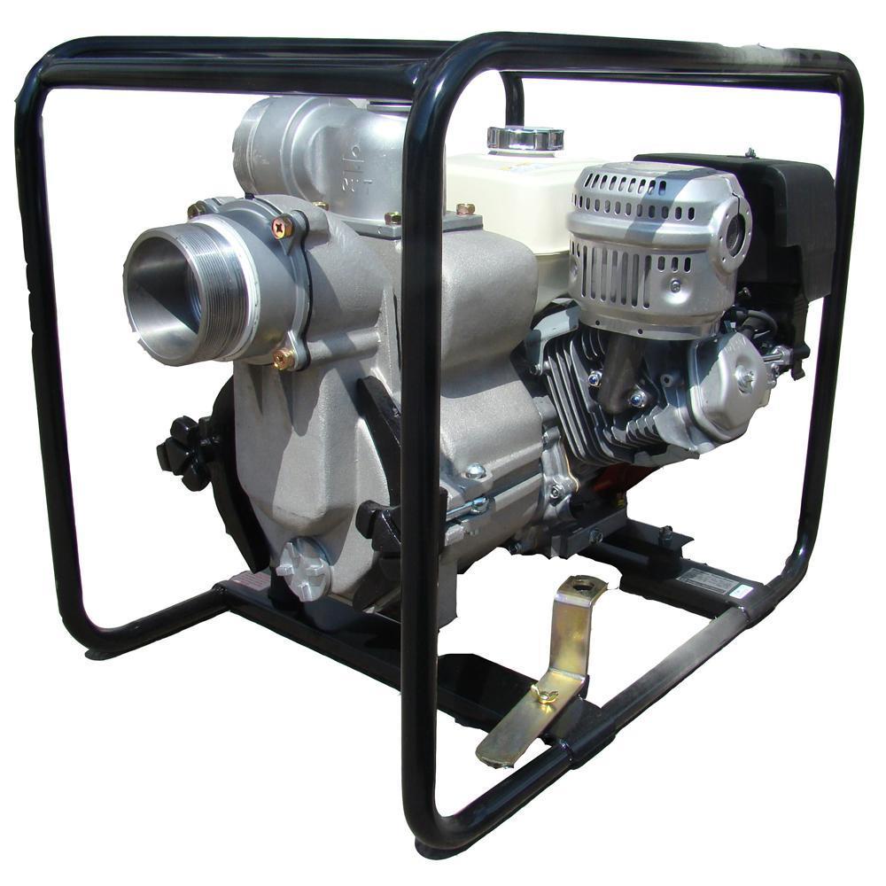 Мотопомпа для грязной воды Daishin SWT-100HX