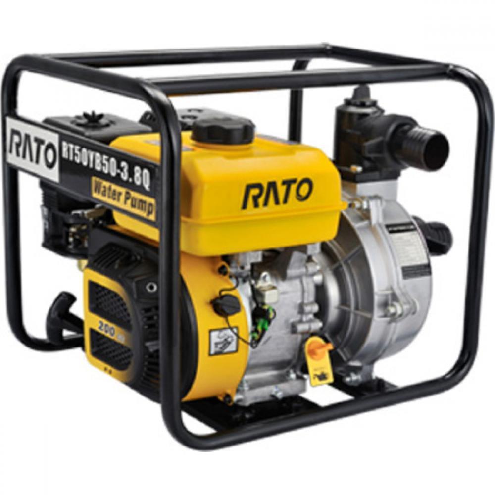 Мотопомпа высокого давления Rato RT50YB50