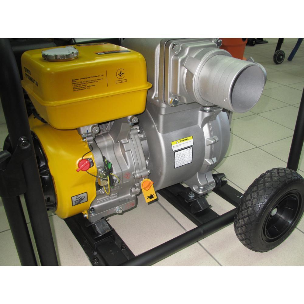 Мотопомпа для грязной воды Rato RT100NB26