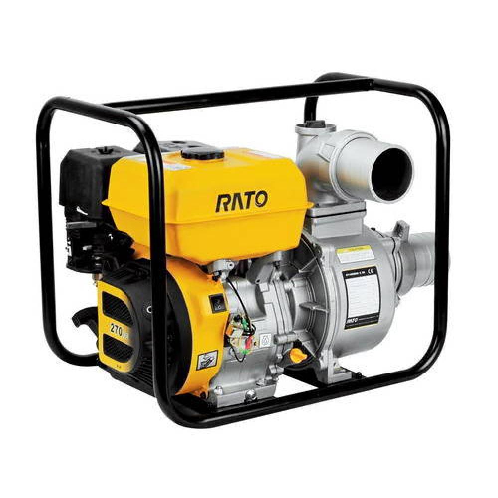 Мотопомпа для чистой воды Rato RT150ZB20-7.2Q