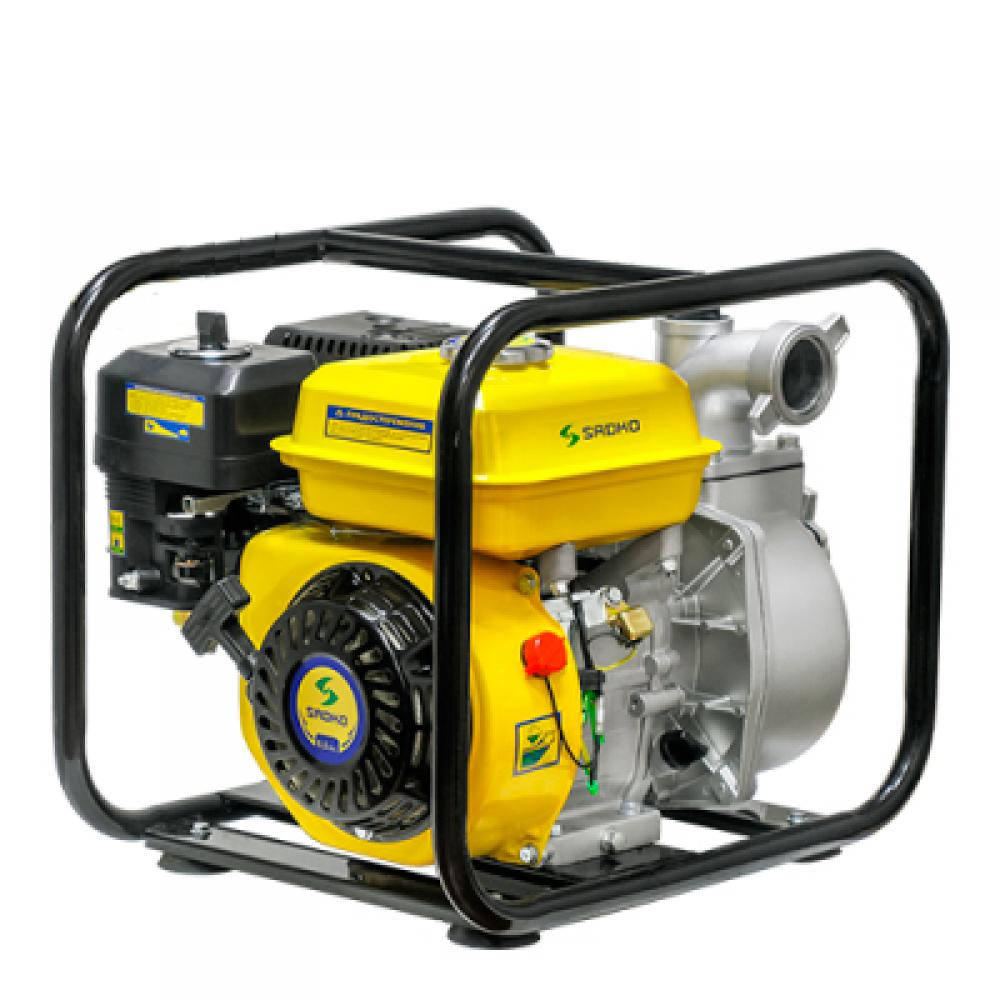 Мотопомпа для чистой воды Sadko WP-5025