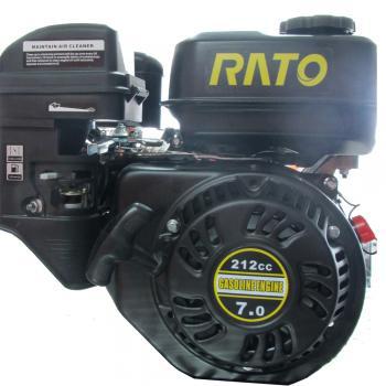 Двигатель с горизонтальным расположением вала Rato R210R