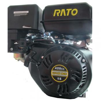 Двигатель с горизонтальным расположением вала Rato R420