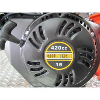 Двигатель с горизонтальным расположением вала Rato R420 - slide4
