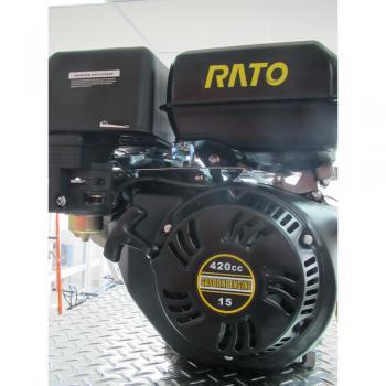 Двигатель с горизонтальным расположением вала Rato R420R - slide4