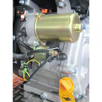 Двигатель с горизонтальным расположением вала Rato R420E - slide3