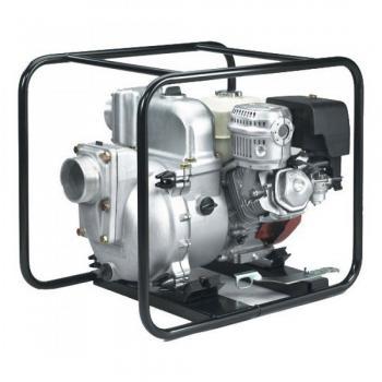 Мотопомпа для грязной воды Koshin KTH-100X - slide2