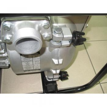 Мотопомпа для грязной воды Koshin KTH-50X - slide5