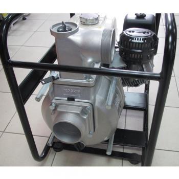 Мотопомпа для полугрязной воды Koshin STH-100X - slide2