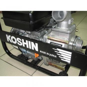 Мотопомпа для полугрязной воды Koshin STV-50X - slide3
