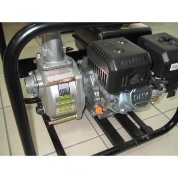 Мотопомпа для полугрязной воды Koshin STV-50X - slide4