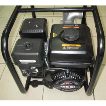 Мотопомпа для полугрязной воды Koshin STV-50X - slide5