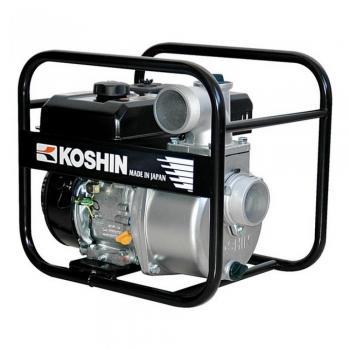 Мотопомпа для полугрязной воды Koshin STV-80X - slide2