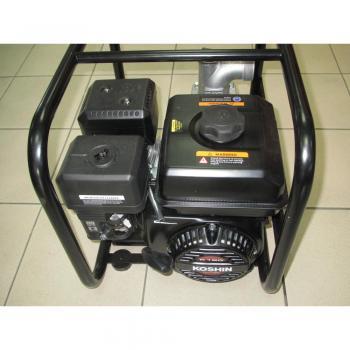 Мотопомпа для полугрязной воды Koshin STV-80X - slide4