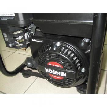 Мотопомпа для полугрязной воды Koshin STV-80X - slide5