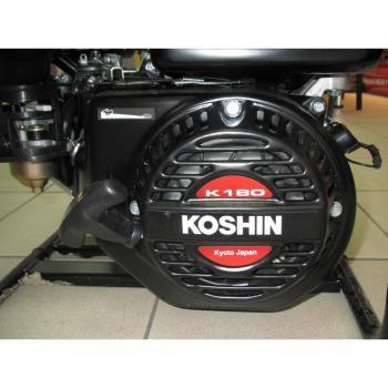 Мотопомпа для чистой воды Koshin SEV-80X - slide6