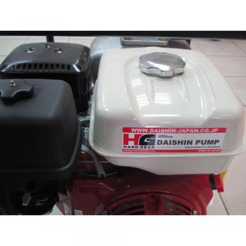 Мотопомпа для грязной воды Daishin SWT-100HX - slide4