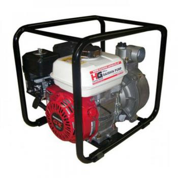 Мотопомпа для полугрязной воды Daishin SST-50HX - slide2