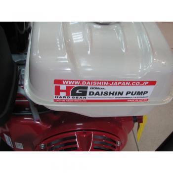 Мотопомпа для чистой воды Daishin SCR-100HX - slide5