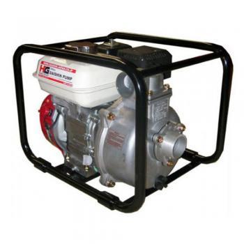 Мотопомпа для чистой воды Daishin SCR-50HX - slide3