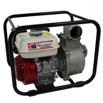 Мотопомпа для чистой воды Daishin SCR-80HX - slide2