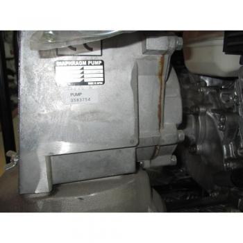 Мотопомпа мембранного типа Daishin SMD-50HX - slide4