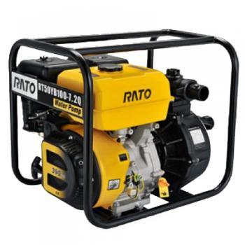 Мотопомпа высокого давления Rato RT50YB100 - slide2