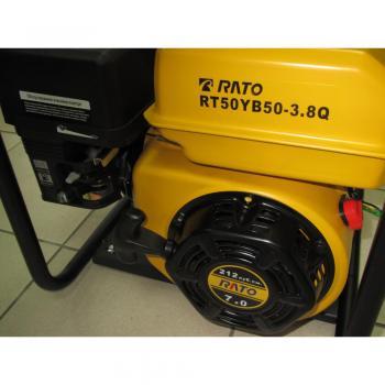 Мотопомпа высокого давления Rato RT50YB50 - slide3