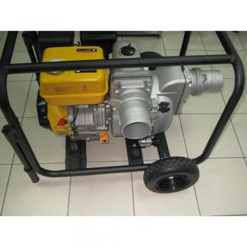 Мотопомпа для грязной воды Rato RT100NB26 - slide4