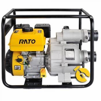 Мотопомпа для полугрязной воды Rato RT50WB26
