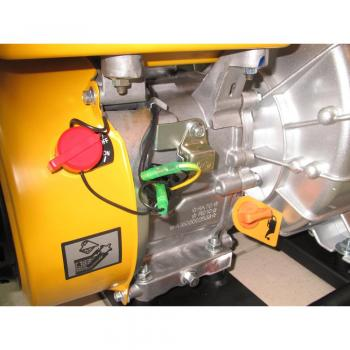 Мотопомпа для полугрязной воды Rato RT80WB26-3.8Q - slide6