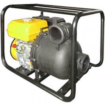 Мотопомпа для химии и морской воды Rato RT80HB26 - slide5