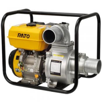 Мотопомпа для чистой воды Rato RT100ZB26-5.2Q