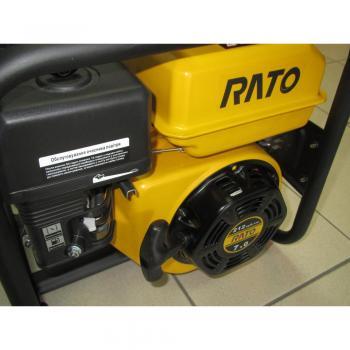 Мотопомпа для чистой воды Rato RT80ZB28-3.6Q - slide3