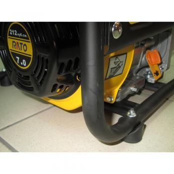 Мотопомпа для чистой воды Rato RT80ZB28-3.6Q - slide4