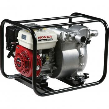 Мотопомпа для грязной воды Honda WT 20